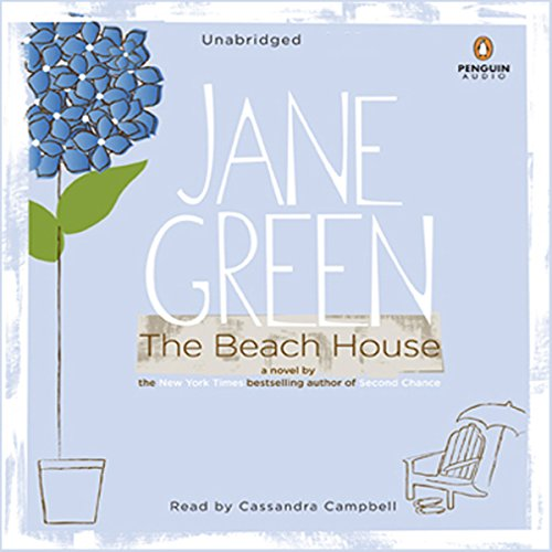 The Beach House audiobook cover art