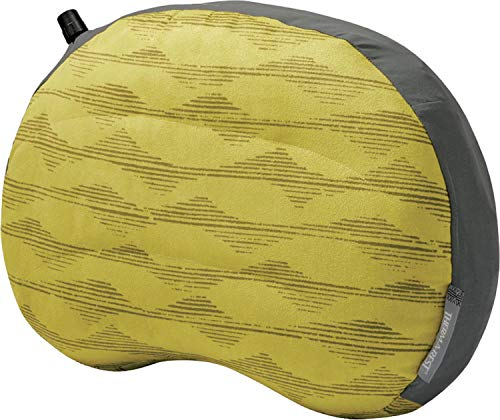 Therm-a-Rest Air Head Kissen - aufblasbares Reisekissen, Größe:R (51 x 183 cm), Farbe:Yellow Mountains