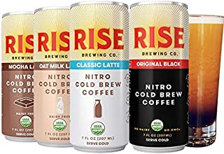 sandows nitro coffee