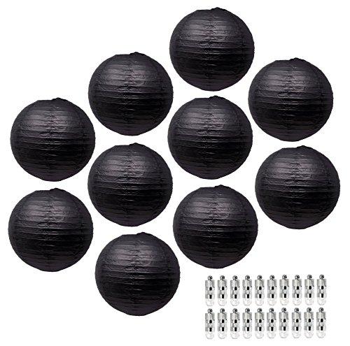 Farolillo Negro marca Mudra Crafts