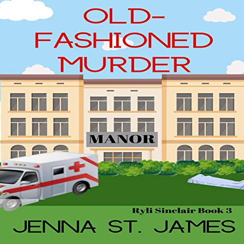 Old-Fashioned Murder cover art