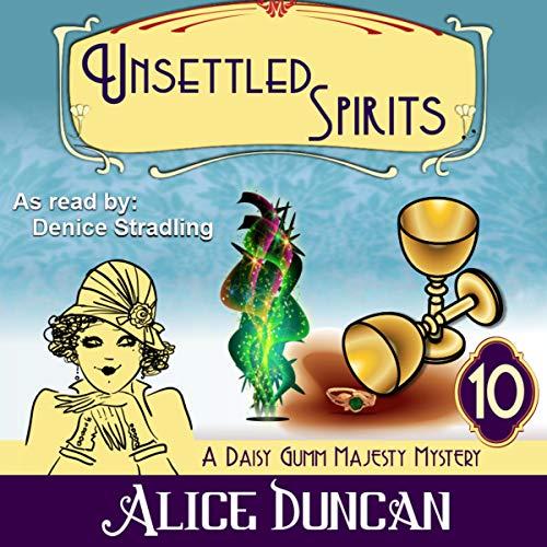 Unsettled Spirits cover art