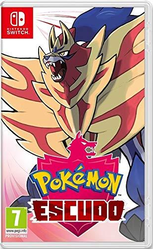 Pokémon: Bouclier (Shield) Nintendo Switch [Français, Allemand, Anglais, Espagnol, Italien]