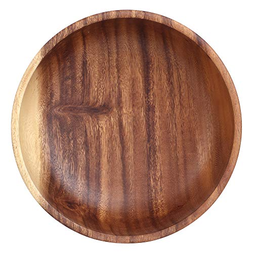 Standard Bowl, Palm Leaf Plates 22 x 7.5 cm Quality Wood Material Made of Wooden