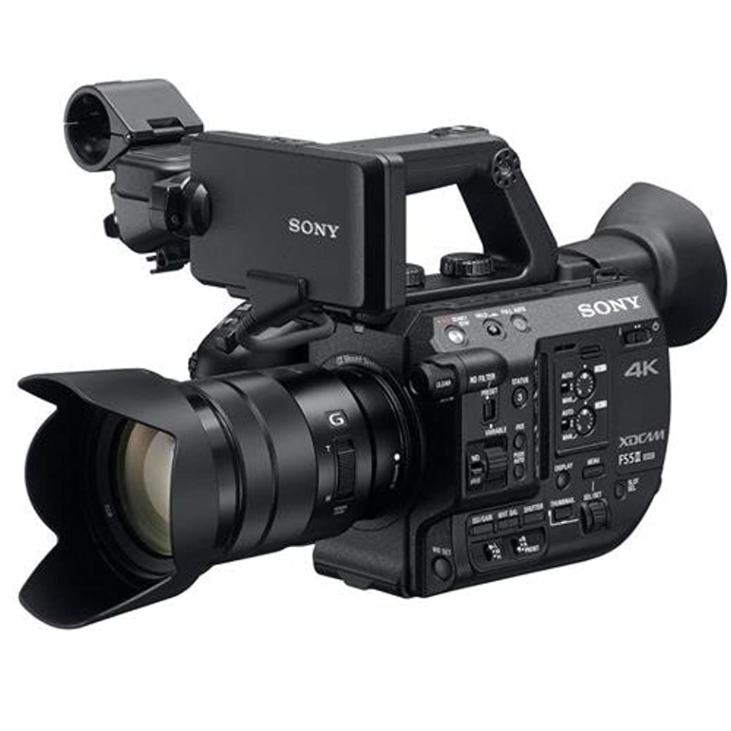 Sony Super 35 Camera System with Zoom Lens Professional Camcorder, Black (PXWFS5M2K) ukqbxuinoo