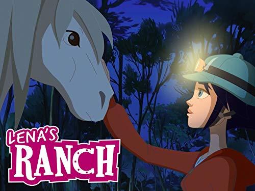 Lenas Ranch: Die Legende vom Bleichen Pferd