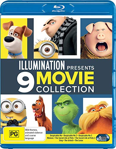 9-Movie Blu-ray Collection