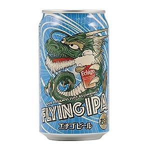 エチゴビール FLYING IPA 缶 350ml ×24本