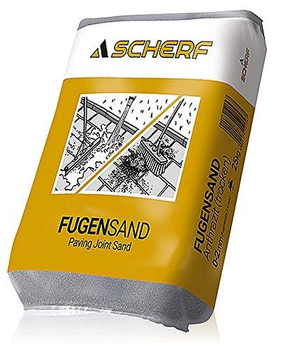 Fugensand 0-2 mm anthrazit 25 kg (kein Rundkorn)