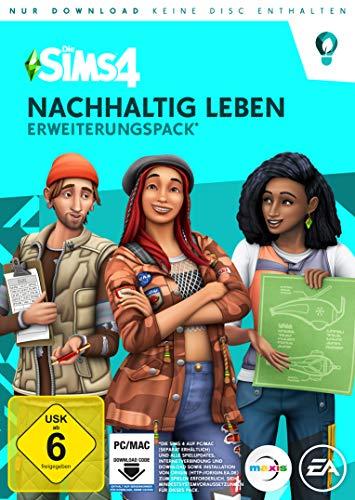Die Sims 4 Nachhaltig leben-Erweiterungspack Standard [PC Download – Origin Code]