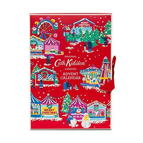Cathkidston Original Christmas Village Advent Calendar NEW