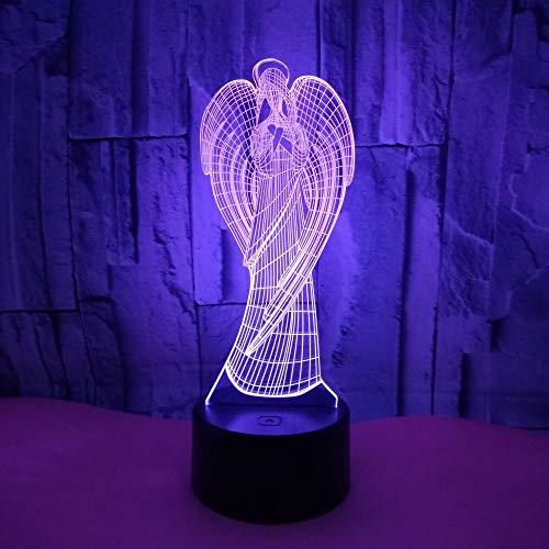 Angel Color Light visuelles Nachtlicht für Kinder Touch Table
