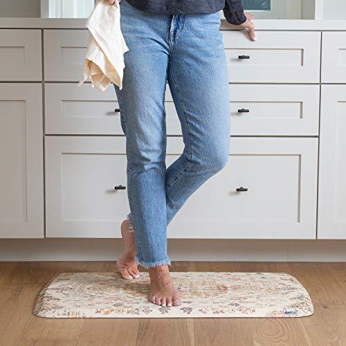GelPro Elite Premium Gel + Foam 3/4' Thick Anti-Fatigue Floor...