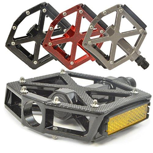 Lumintrail PD-603B MTB BMX Road Mountain Bike Bicycle Platform Pedals...