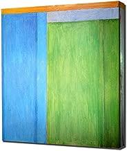 Lilarama Richard Diebenkorn Ocean Park No 54 Framed Canvas Art Print Reproduction