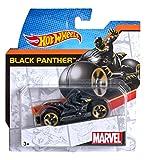 Hot Wheels Mattel DJN18 - Marvel Motorrad mit Fahrer Sortiment