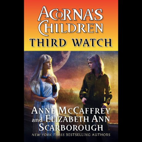 Third Watch audiobook cover art