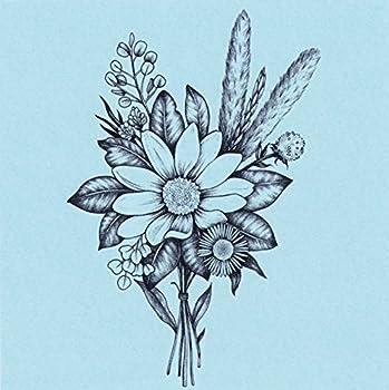 Best wild flower tattoo Reviews