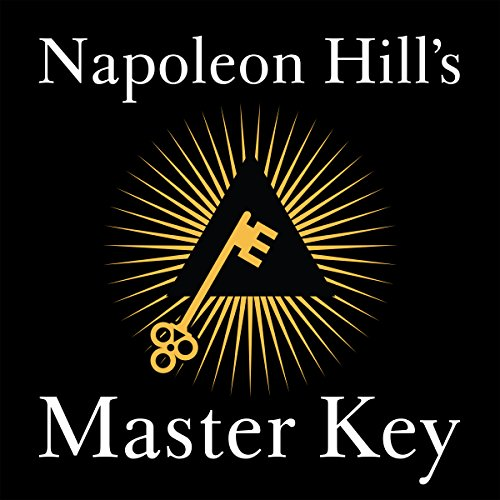 Napoleon Hill's Master Key audiobook cover art