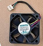 For G5015M12D1+6 5cm 4line temperature control 0.2A 12V car audio cooling fan