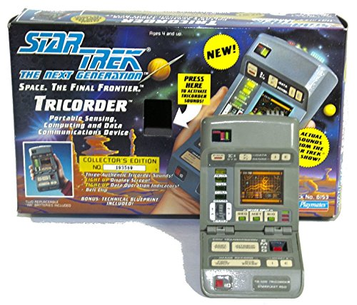 Star Trek Tricorder - Next Generation