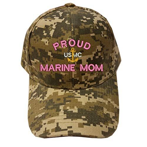 Proud Marine Mom Hat