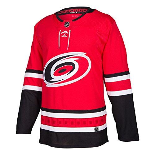 adidas Carolina Hurricanes NHL Men's Climalite Authentic Team Hockey Jersey