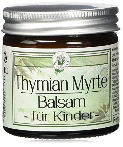 Resana Thymian Myrte Balsam für Kinder, 50 ml