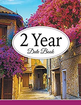 Paperback 2 Year Date Book