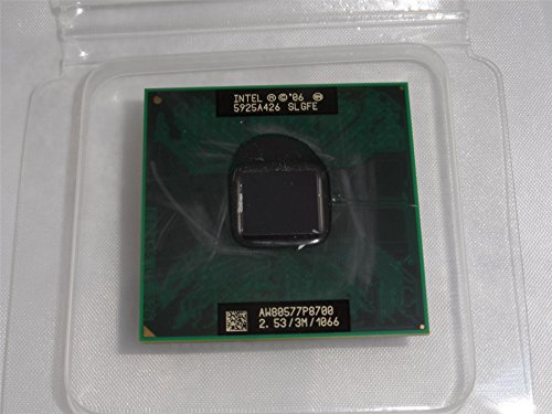 Intel Core P8700 - Procesador (Intel® Core™2 Duo, 2,53 GHz, Socket P, 45 NM, P8700, 32-bit)