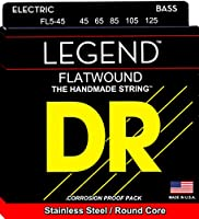 "DR Flat wound Bass""LEGEND"" ベース弦 DR-FL545"