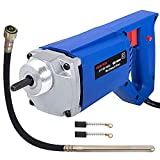 Mophorn 800W Hand Held Electric Concrete Vibrator 4200 VPM 3/4 HP with 3.9 FT Long Shaft Concrete Vibrator Motor for Remove Air Bubbles and Level Concrete