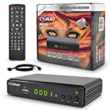Sat Receiver Comag HD45 mit HDMI Kabel