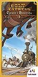 Asmodee – Colt Express: Caballos y diligenza, edición Italiana, Multicolor, 8821