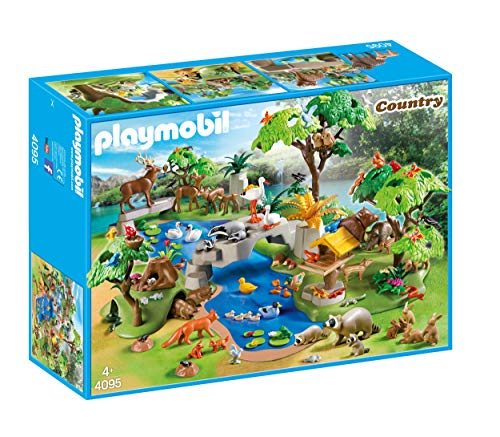 Playmobil Playmonil 4095 Animal Paradise, Nylon/A