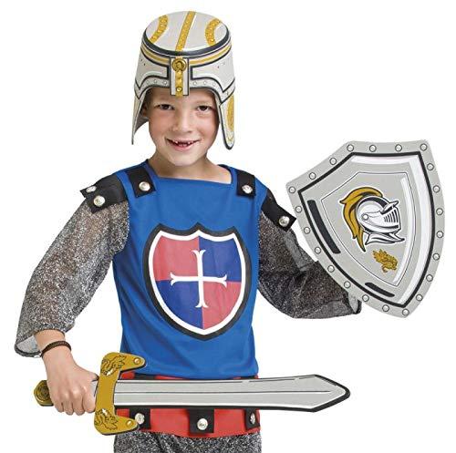 Folat 63273 –Ritter-Kostüm, Jungen, Größe M - 3