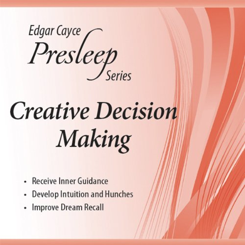 Creative Decision Making audiobook cover art