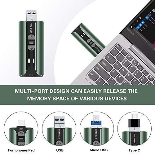 TRYVAT 256GB Flash Drive Product Image