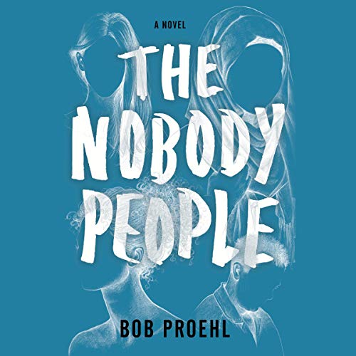 The Nobody People audiobook cover art