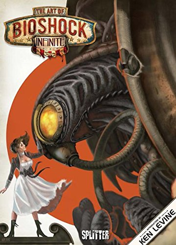The Art of Bioshock Infinite: Bioshock Artbook