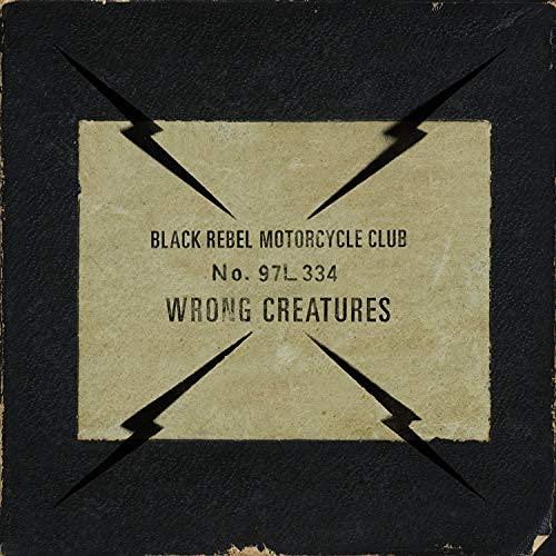 Poster con copertina per album ufficiale del Black Rebel Motorcycle Club (creature sbagliate) (30,5 x 30,5 cm)