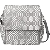 Petunia Pickle Bottom - Boxy Diaper Bag Backpack for the modern parent - Baby changing mat & station - Pockets to keep you organized - Multiple carrying options - cross-body/shoulder - Quartz made pickles Oct, 2020