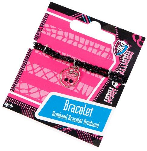 Little Concepts mhxx. 044 – Monster High Bracelet avec Pendentif