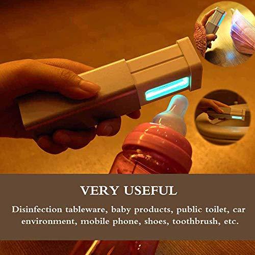 Ourleeme Lámpara De Desinfección Ultravioleta