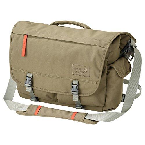 Jack Wolfskin Unisex-Erwachsene Sky Pilot 15 Bag Gepäck- Handgepäck, Burnt Olive, ONE Size