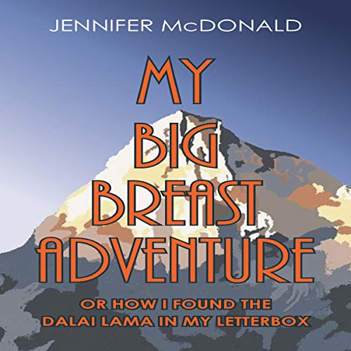 My Big Breast Adventure audiobook cover art