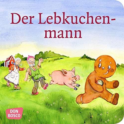 Der Lebkuchenmann (Meine Lieblingsmärchen)