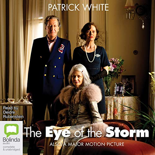 The Eye of the Storm cover art