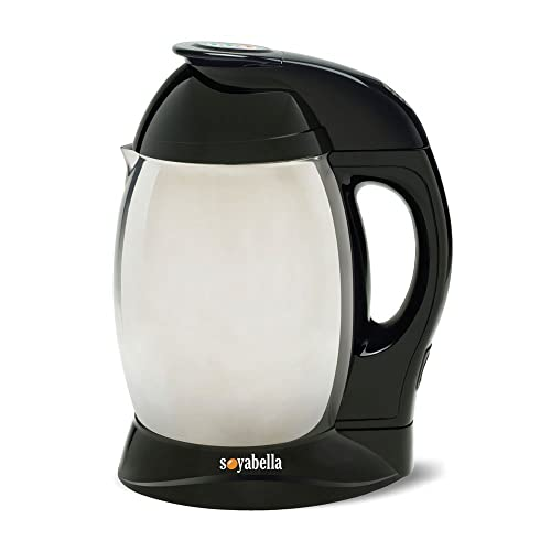 Tribest Soyabella Automatic Soy Nut Milk Maker Machine, Large, Silver