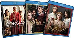 The Borgias. Complete Series